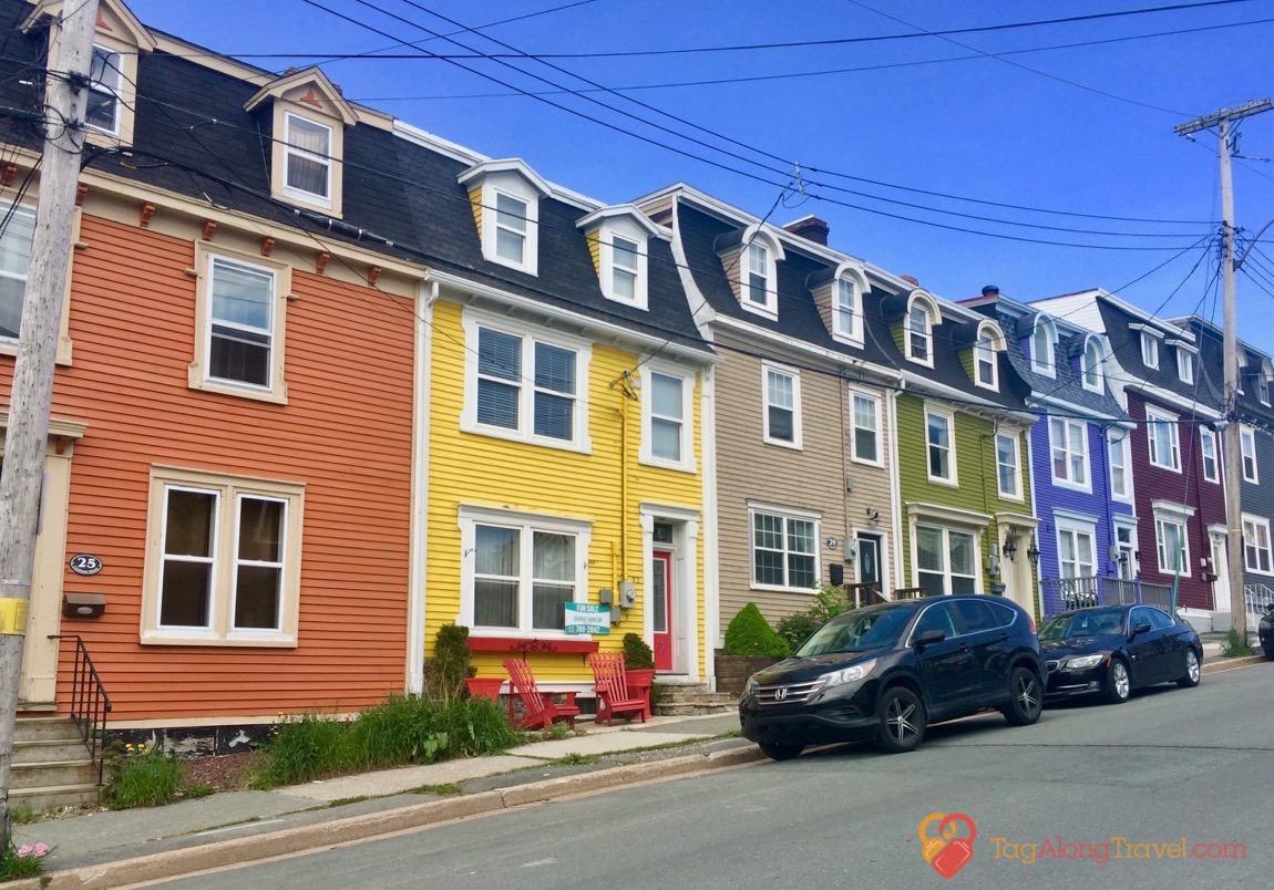 Seeking east coast clich s in newfoundland and labrador for Newfoundland houses