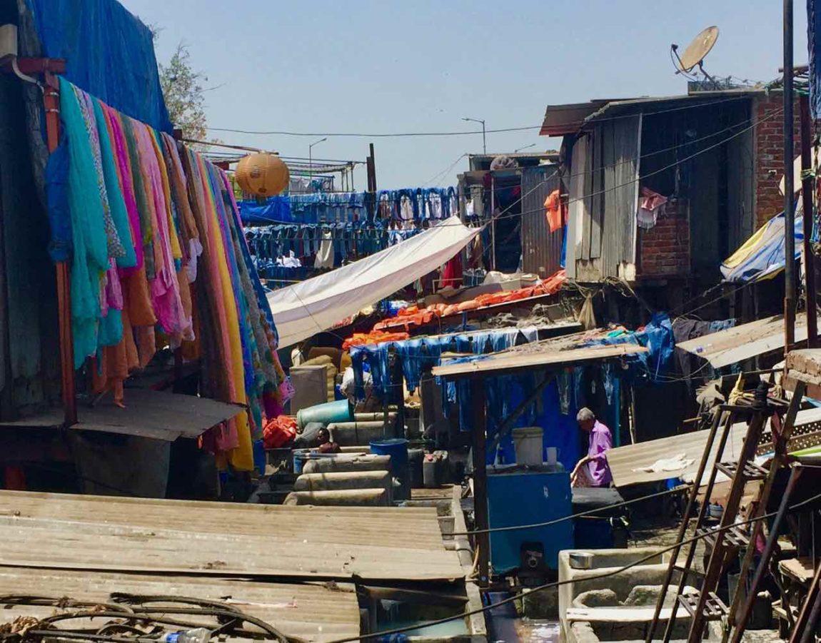 Visiting Dhobi Ghat - Laundry